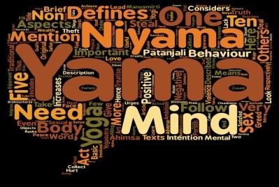 YOGAWORKSHOPS SEIZOEN 2017/2018 - YAMA'S EN DE NIYAMA'S - Yoganinti