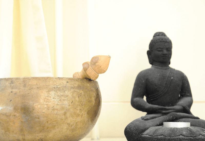 Foto van yoganinti yoga studio